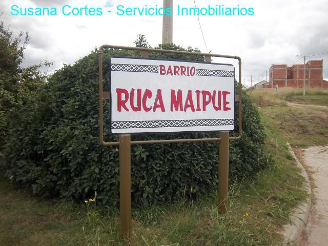 VENTA LOTES RUCA MAIPUE - VILLA CACIQUE